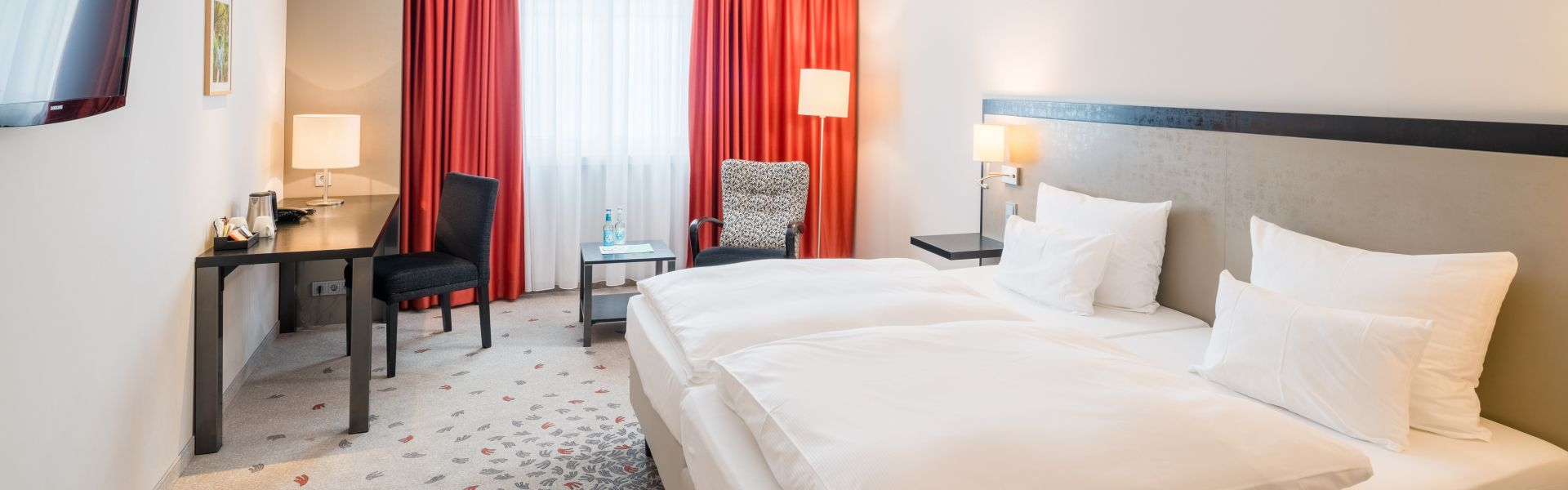 Bielefelder Hof Hotelzimmer Vorschau