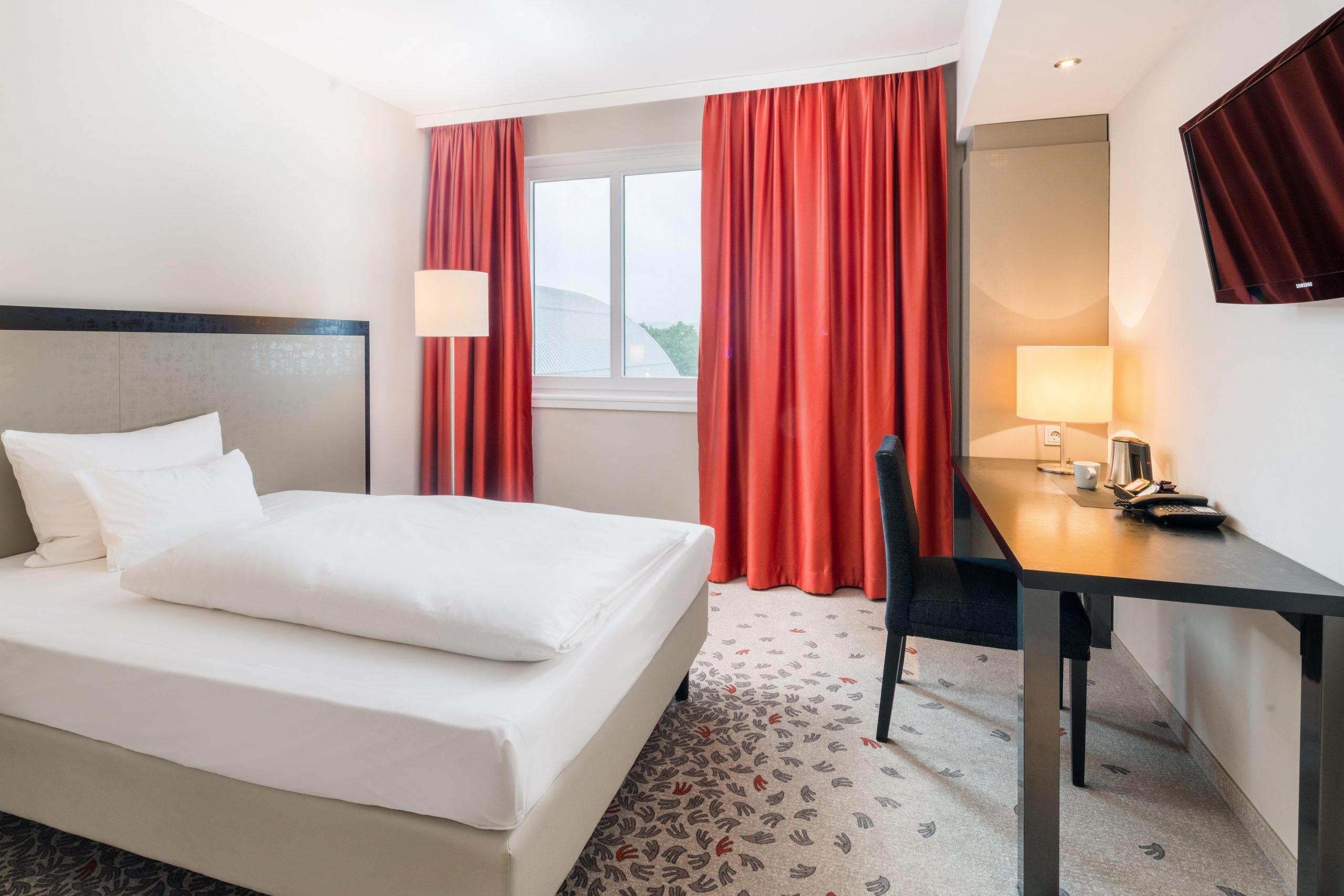 Bielefelder Hof Einrichtung Hotelzimmer