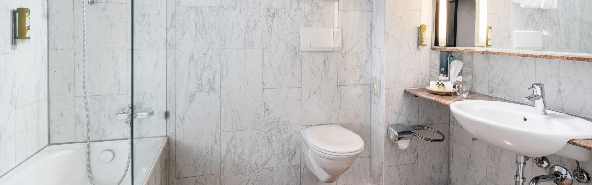 Bielefelder Hof Badezimmer