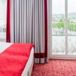 Bielefelder Hof Hotelzimmer mit Ausblick