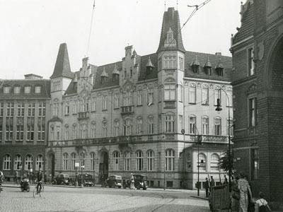 Innenstadt 4 Sterne Hotel Bielefelder Hof früher