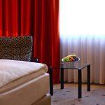 Business-Zimmer Schlafzimmer Hotel Bielefeld