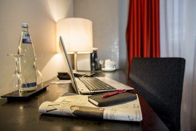 Arbeiten im Hotel Tagung Bielefeld