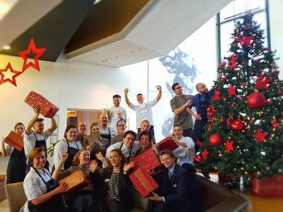 Weihnachten im Bielefelder Hof 4 Sterne Hotel