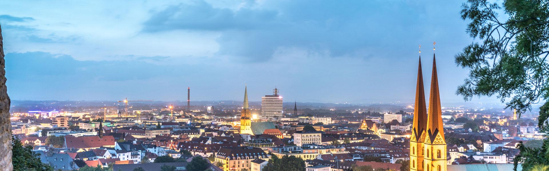Überblick Bielefeld