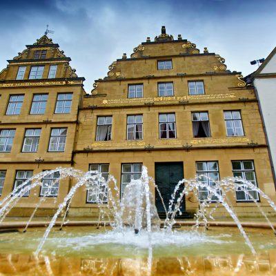 Altstadt - Bielefeld Wochenende Hotel Bielefelder Hof
