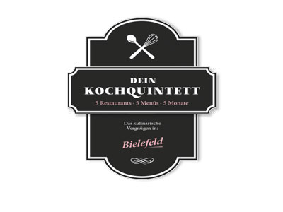 Bielefelder Kochquintett 2020 Restaurant GeistReich