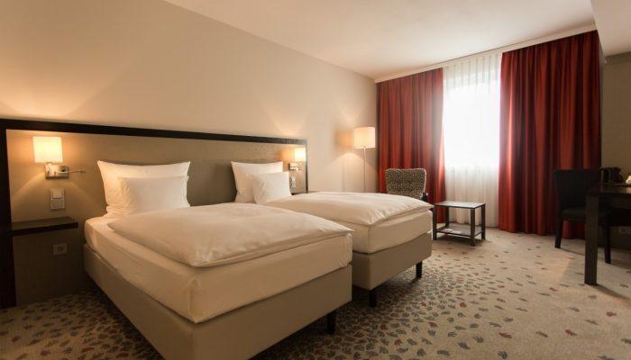 Standard Zimmer Bielefeld Hotel Bielefelder Hof