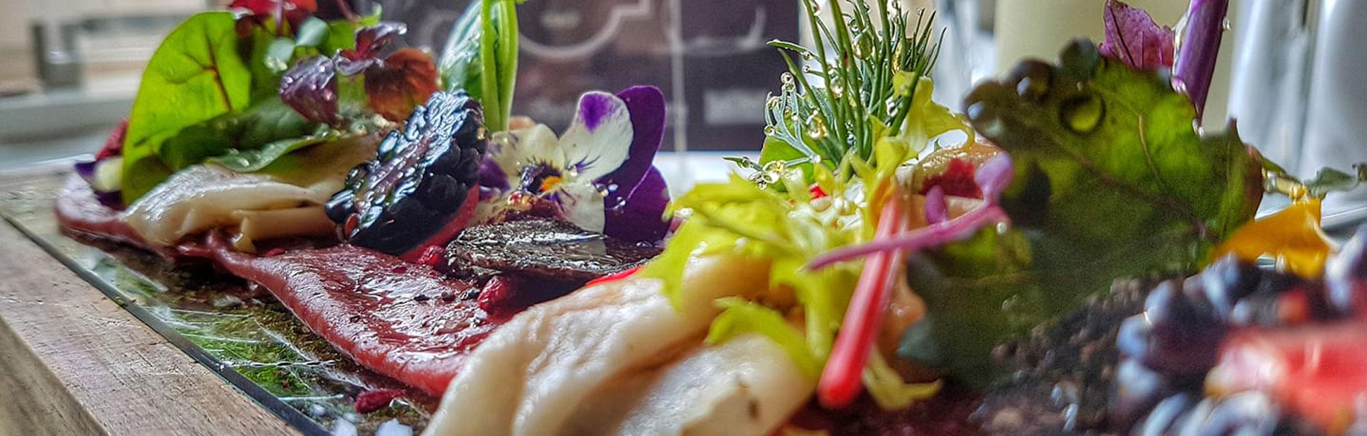 Restaurant GeistReich Bielefelder Kochquintett 2020