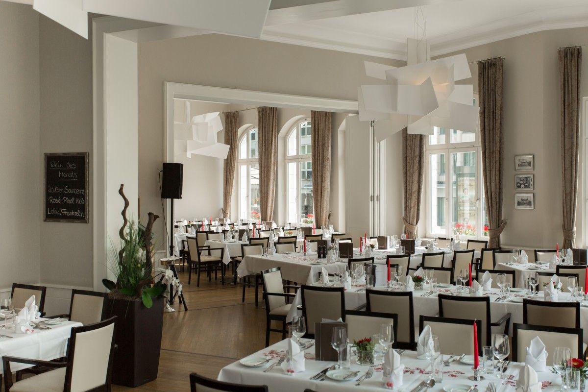 Bielefelder Hof Saal Hochzeit
