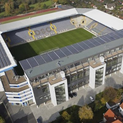 Stadionführung Bielefelder Hof Hotel
