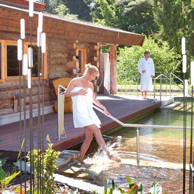 See Sauna Naturbadebereich Hotel Bielefelder Hof