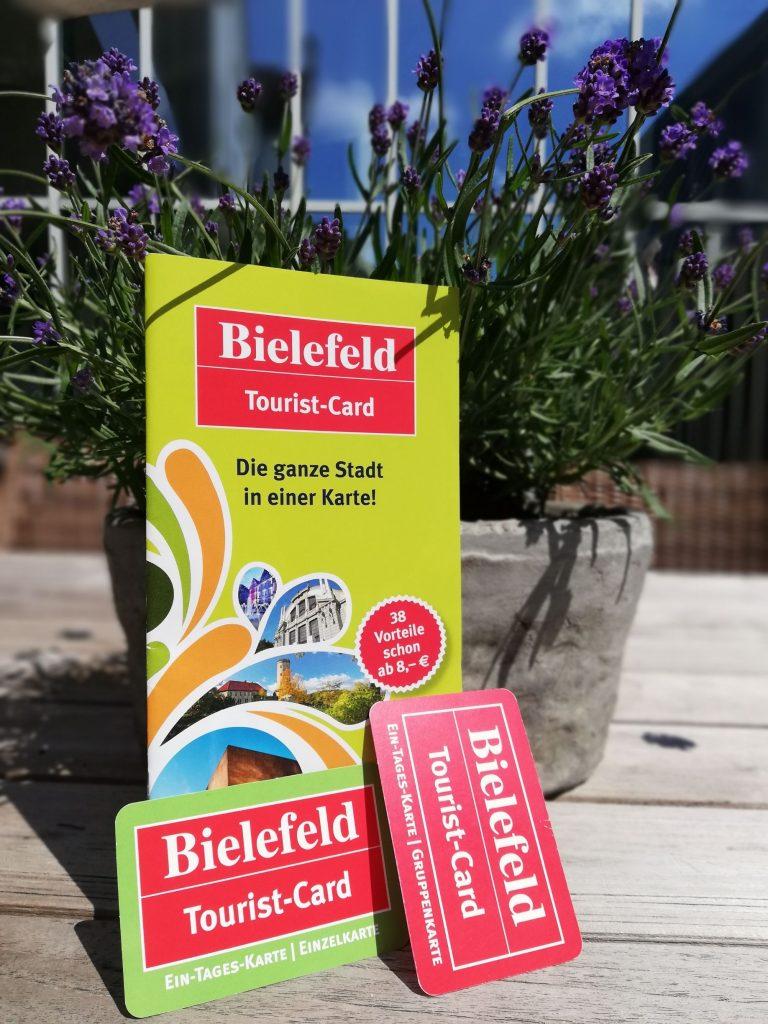 Tourist Card Bielefelder Hof