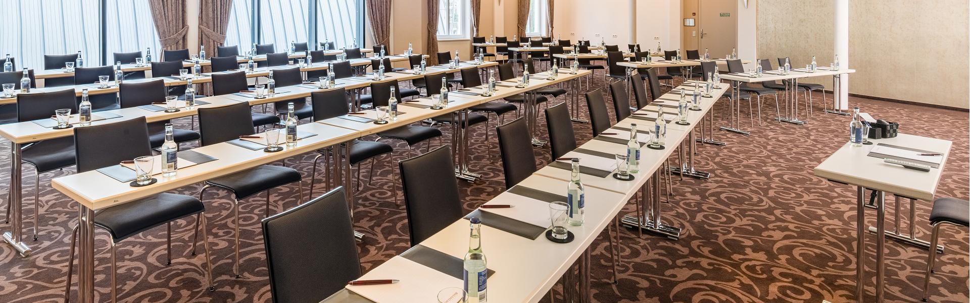 Bielefelder Hof Saal für Tagungen