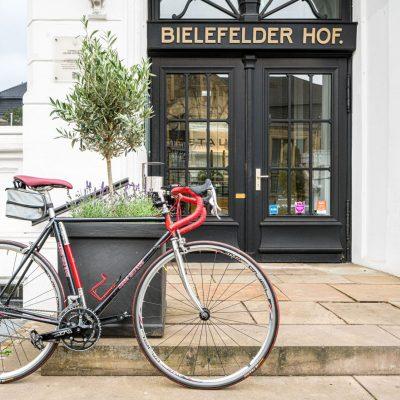 Bielefelder Hof Fahrrad Hike & Bike