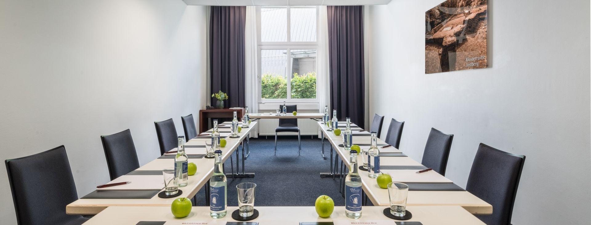 Jostberg Schmal Seminarraum Bielefelder Hof