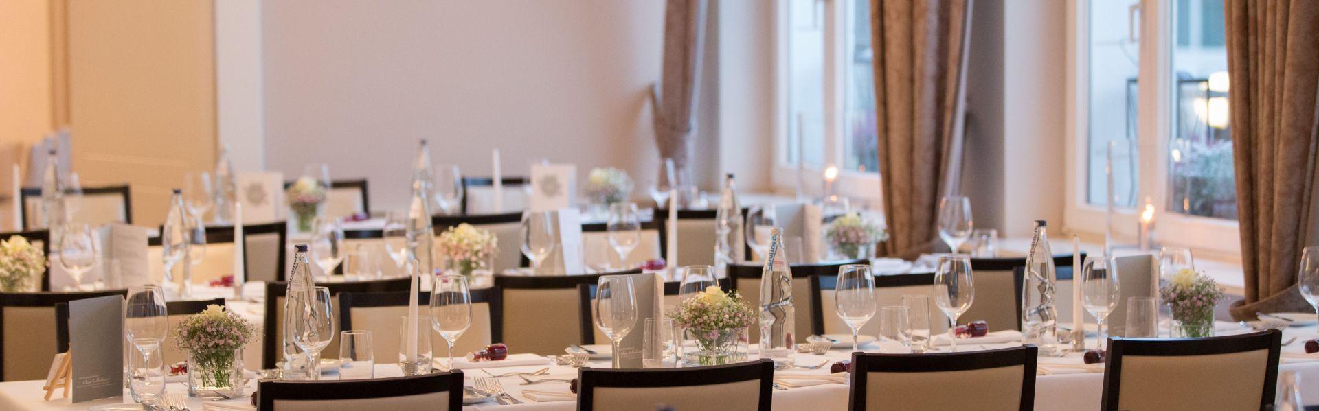 Veranstaltung Hochzeit Deko