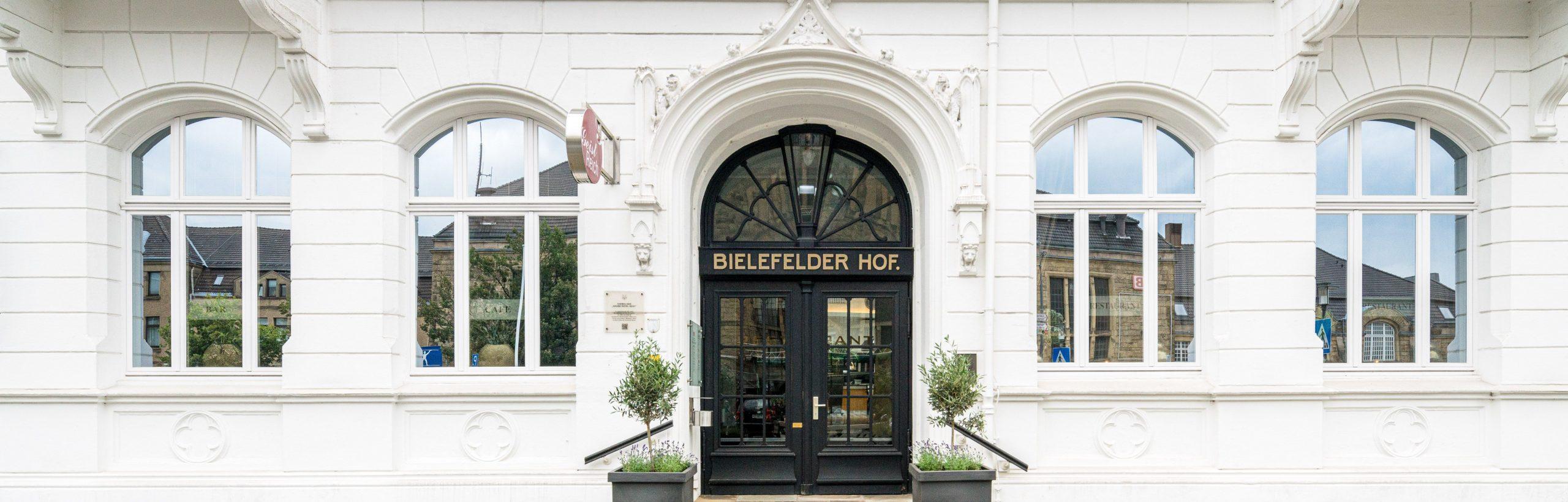 Außenansicht Bielefelder Hof