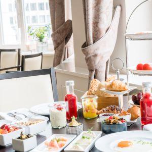 Frühstück Tagung