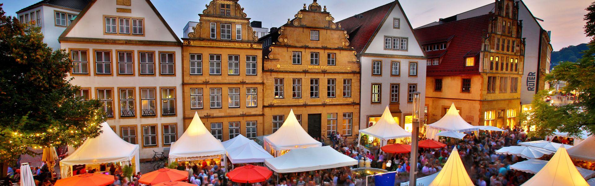 Events Bielefeld Weinmarkt