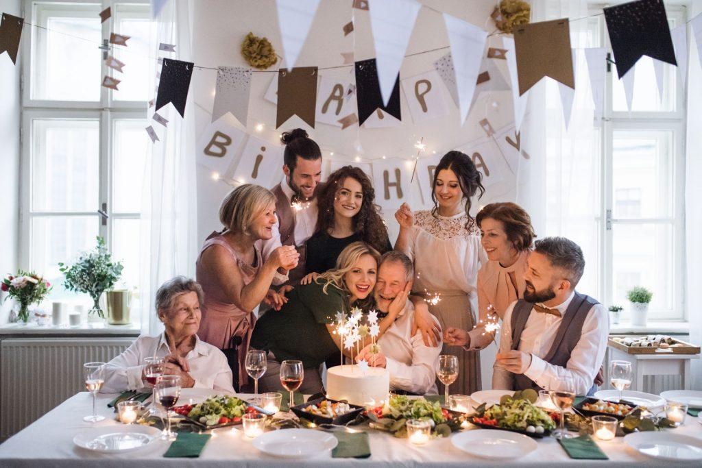 Party Geburtstag Feiern Bielefelder Hof