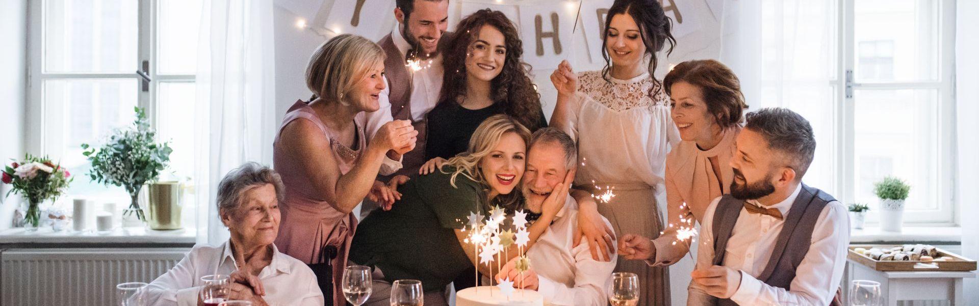 Feiern Bielefelder Hof Geburtstag