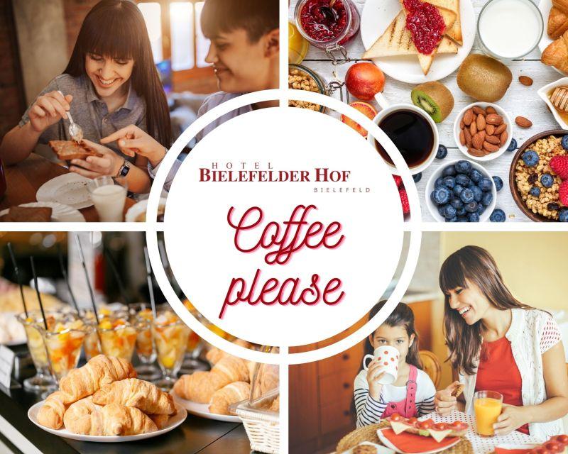 Coffee please Bielefelder Hof