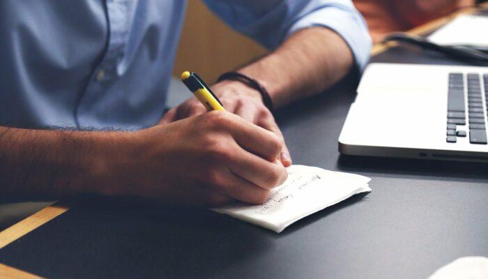 schreiben write bielefelder hof