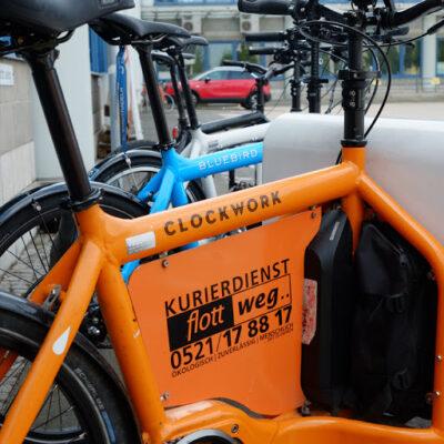 Fahrradtouren in Bielefeld Verleih