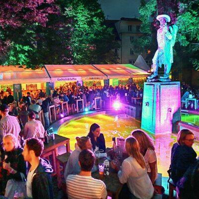 Events Bielefeld Leinewebermarkt